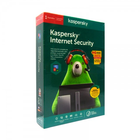 KAS. INT. SECURITY 1PC 18MESES