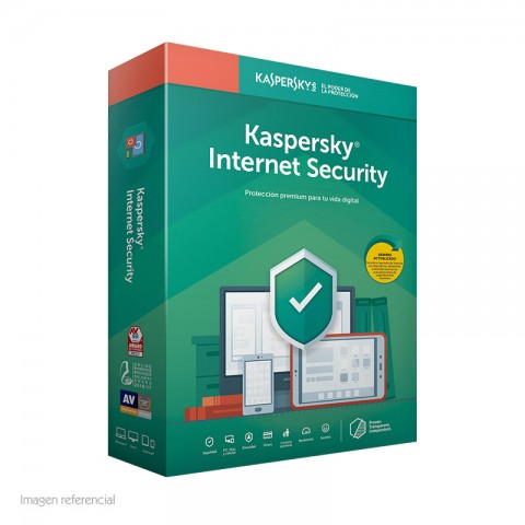 KASPERSKY INTERNET SECURITY3PC