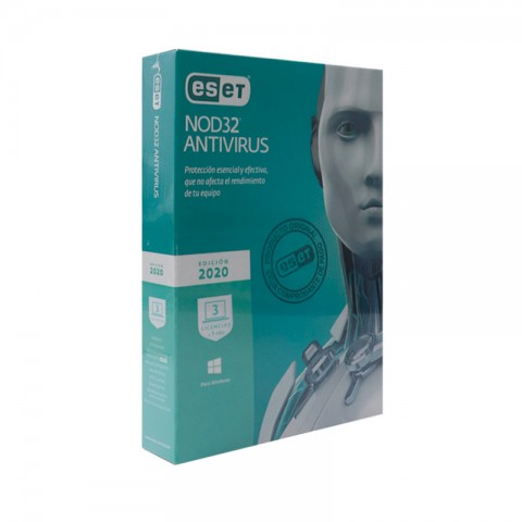 ESET 2020 ANTIVIRUS 3PC