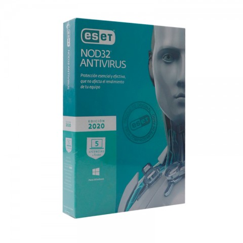 ESET 2020 ANTIVIRUS 5PC