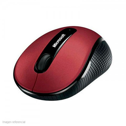 MS MSFT MOBILE 4000 RED