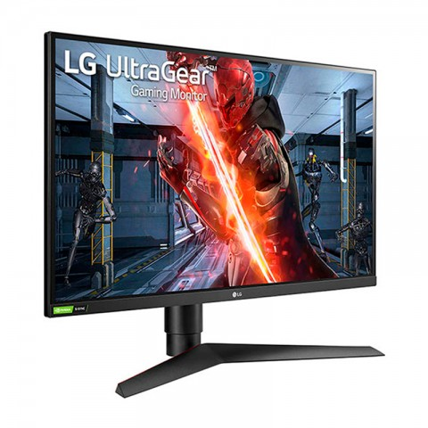 MON LG LED 27''IPS FHD GAMING