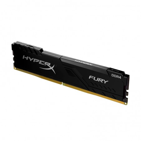 Memoria Kingston HyperX Fury 16GB DDR4 3200 MHz PC4-25600 CL-16 1.35V.