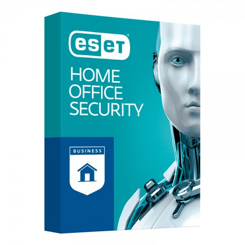 ESET HOME OFFICE SEC 2021 5PC