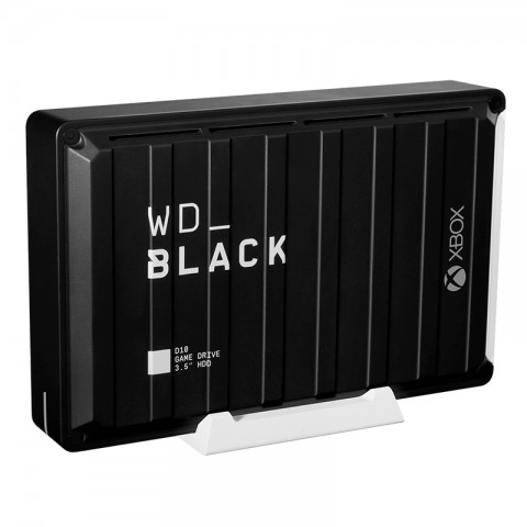 HD WD BLACK EXT 3.5 D10 FOR XB