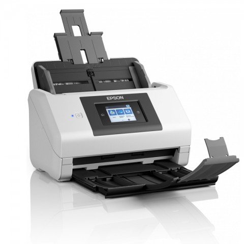 SCANNER EPSON  DS-780N C. RED