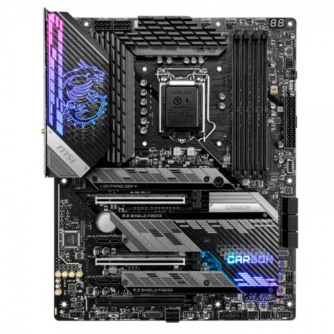 MB MS Z590 GMG CARBON WIFI DR4