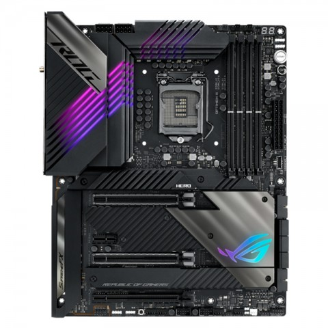 MB AS Z590 ROG MAX XIII HRO D4