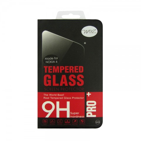 NOKIA N6 TEMPERED GLASS