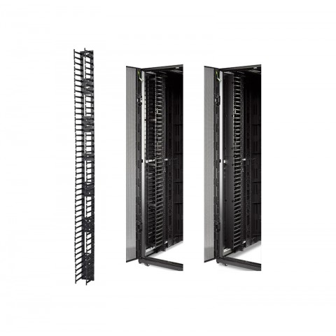 VERTICAL CABLE MANAGER FOR NET