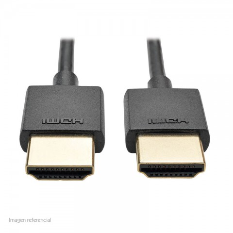 CABLE HDMI SLIM 4K, M/M 1.83MT