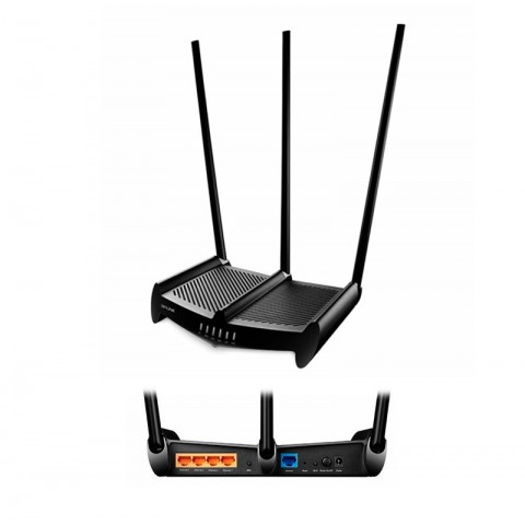 N450 HIGH POWER WI-FI ROUTER